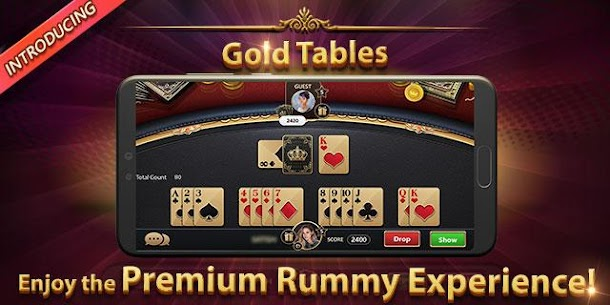 Rummy Online King – Free Online Card & Slots game App Download For Android and iPhone 2