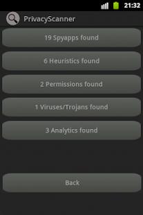 Privacy Scanner (AntiSpy) Free