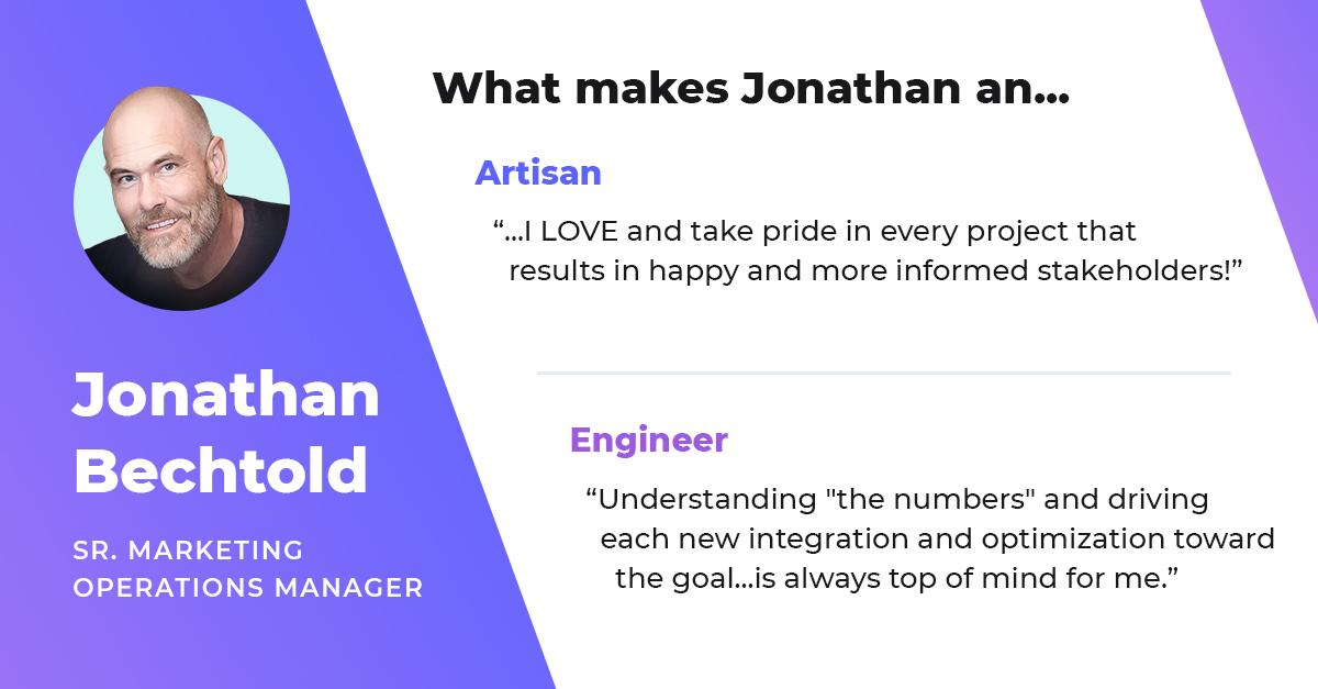 johnathan bechtold senior marketing operations manager