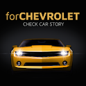 Check Car History for Chevrolet icon