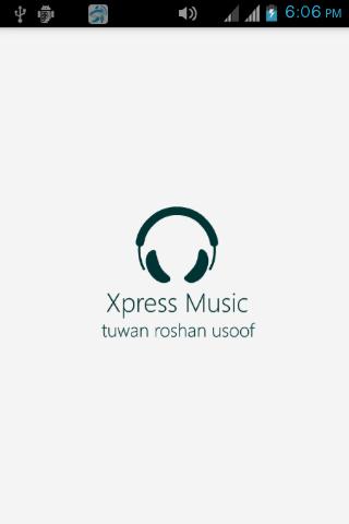 Ozone Music Player Xpress