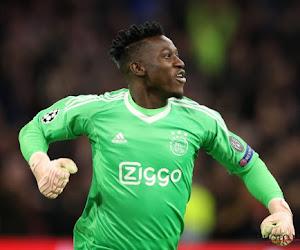 André Onana, le portier de l'Ajax Amsterdam, ne coûtera pas une fortune