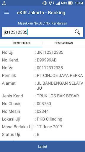 eKIR Jakarta - Booking  screenshots 3