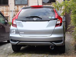フィット GK3 13G Honda Sensingのホイールのカスタム事例画像 悪魔のFit さんの2019年01月15日19:55の投稿