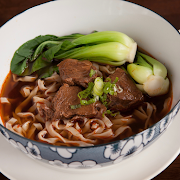 Spicy Beef Soup Noodles
