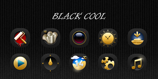 Black Cool-Solo Theme