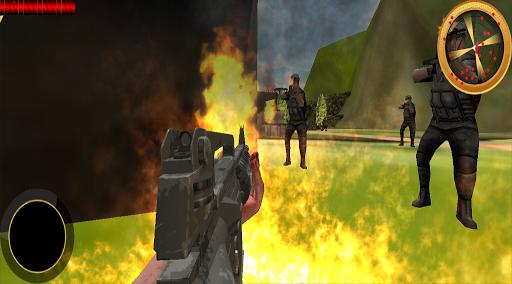 陸軍狙擊手射擊遊戲:免費遊戲