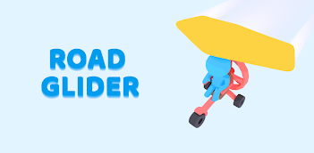 Jouez à Road Glider - Incredible Flying Game sur PC, le tour est joué, pas à pas!