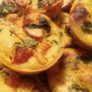 Mini Spinach And Cheese Quiche Recipes.
