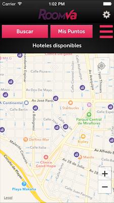 RoomVa – Last minute hotels - screenshot