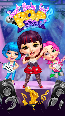 Sweet Baby Girl Pop Stars 1.0.61 screenshot 634859