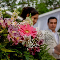 Wedding photographer Nathalie Jimenez (NathalieMich). Photo of 24.10.2017