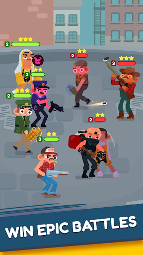 Heroes Battle: Auto-battler RPG 0.12.0 screenshots 16
