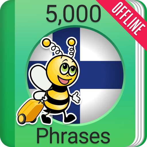 Learn Finnish - 5000 Phrases