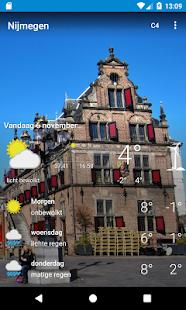 Nijmegen - Weer - náhled