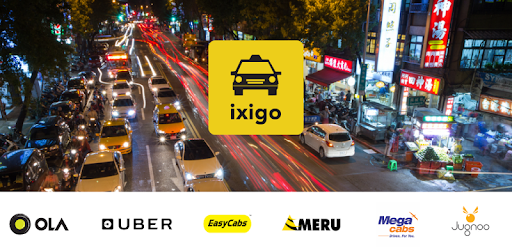 ixigo Cabs-Compare & Book Taxi - Apps on Google Play