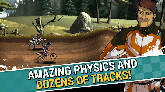 Mad Skills Motocross 2 Mod  APK (Rockets/Unlocked) for Android 7
