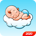 Baby Sleep Tracker-Smooth White Noise And Lulaby icon