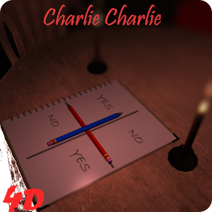 Charlie Charlie Simulator 4D for PC and MAC