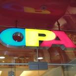 OPA shopping mall in Osaka, Osaka, Japan
