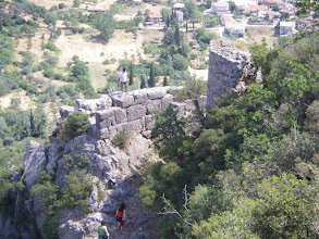 Photo: Η Πύλη εισόδου στην αρχαία Ακρόπολη