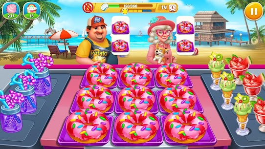 Home Master – Cooking Games MOD APK [Unlimited Money] 8