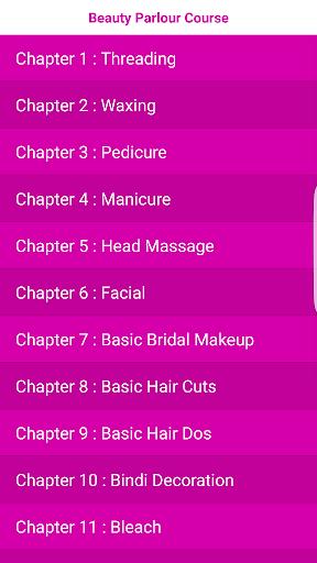 玩免費遊戲APP|下載Beauty Parlour Course app不用錢|硬是要APP