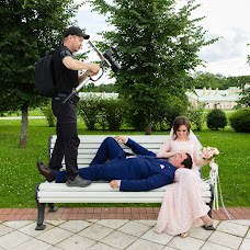 Wedding photographer Yana Ermakova (fottograff). Photo of 09.08.2017