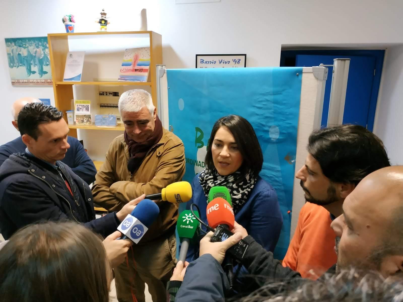 """Martínez (Cs): """"El plan integral para impulsar la comarca del campo de Gibraltar es fundamental"""""""