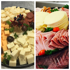 Meat & Cheese Cube or Sliced & Cheese/Pepperoni Cracker Tray