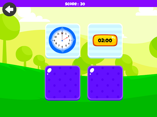 Telling Time Games For Kids - Learn To Tell Time 1.0 screenshots 11