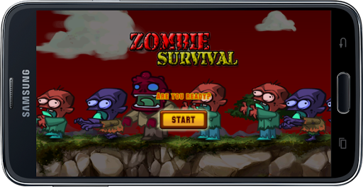 Zombie Survival Shooting Games