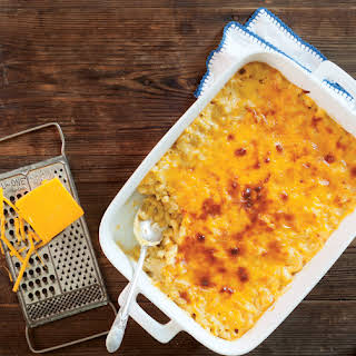 Classic Macaroni and Cheese.