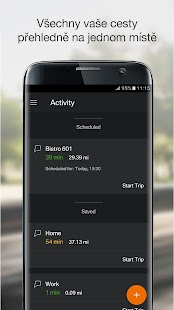 BMW Connected Screenshot