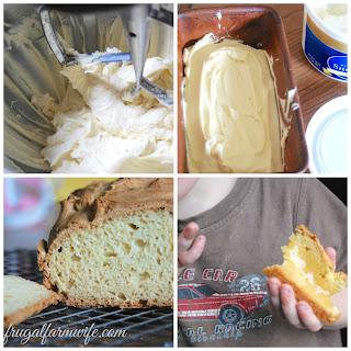 Gluten-free Yeast-free Sandwich Bread.