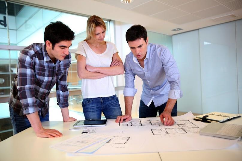 Indywidualny projekt domu jest opłacalny w przypadku np. trudnej działki