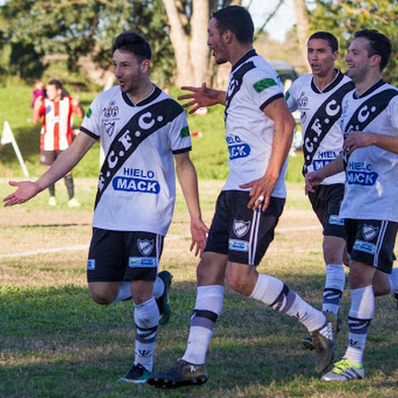 Ferro Carril 2 - River Plate 2: todo entreverado (5a Fecha 2a Rueda 2017)