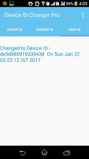 Device ID Changer Pro [ADIC]  screenshots 3