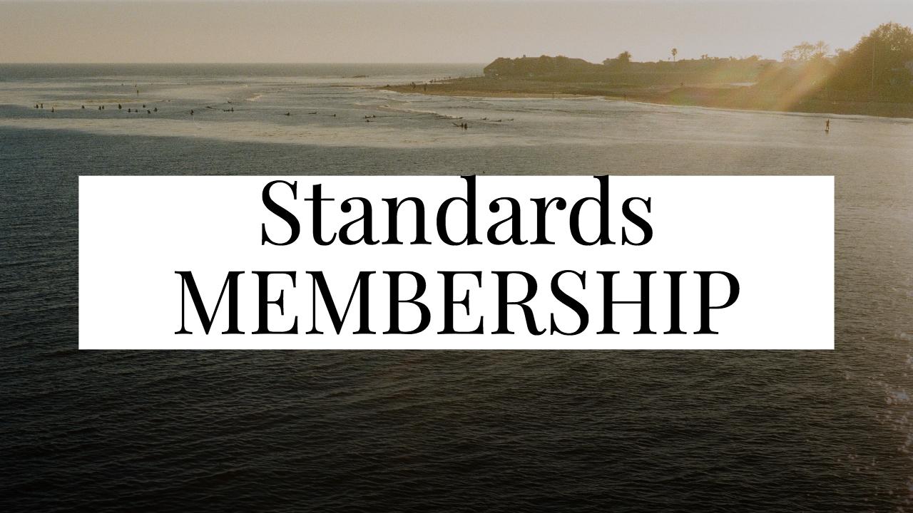 Standards Membership