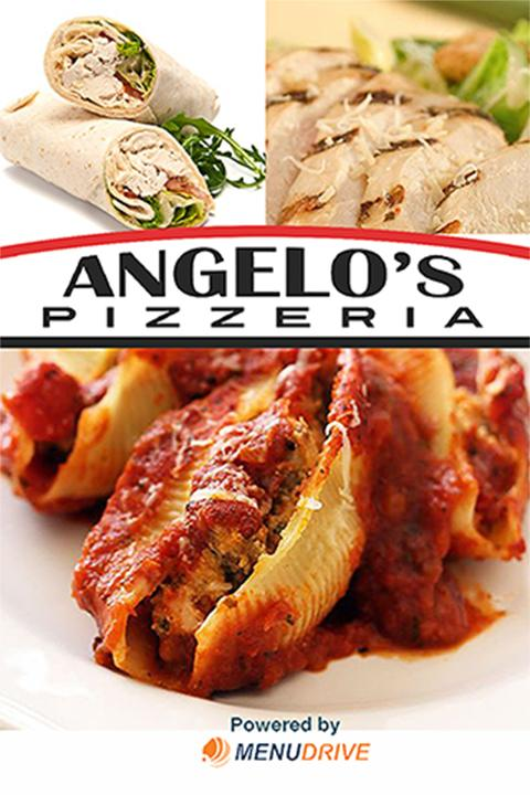 Angelo's Pizzeria Bangor- screenshot