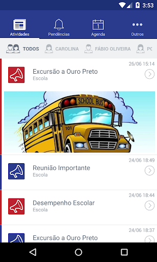 Escola Educ'arte screenshot 3