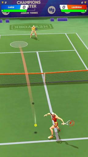 Tennis Clash: Free Sports Game 0.7.13 screenshots 2