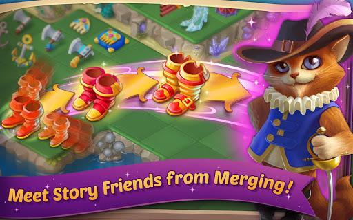 EverMerge: Merge & Build A Magical Enchanted World apkpoly screenshots 8