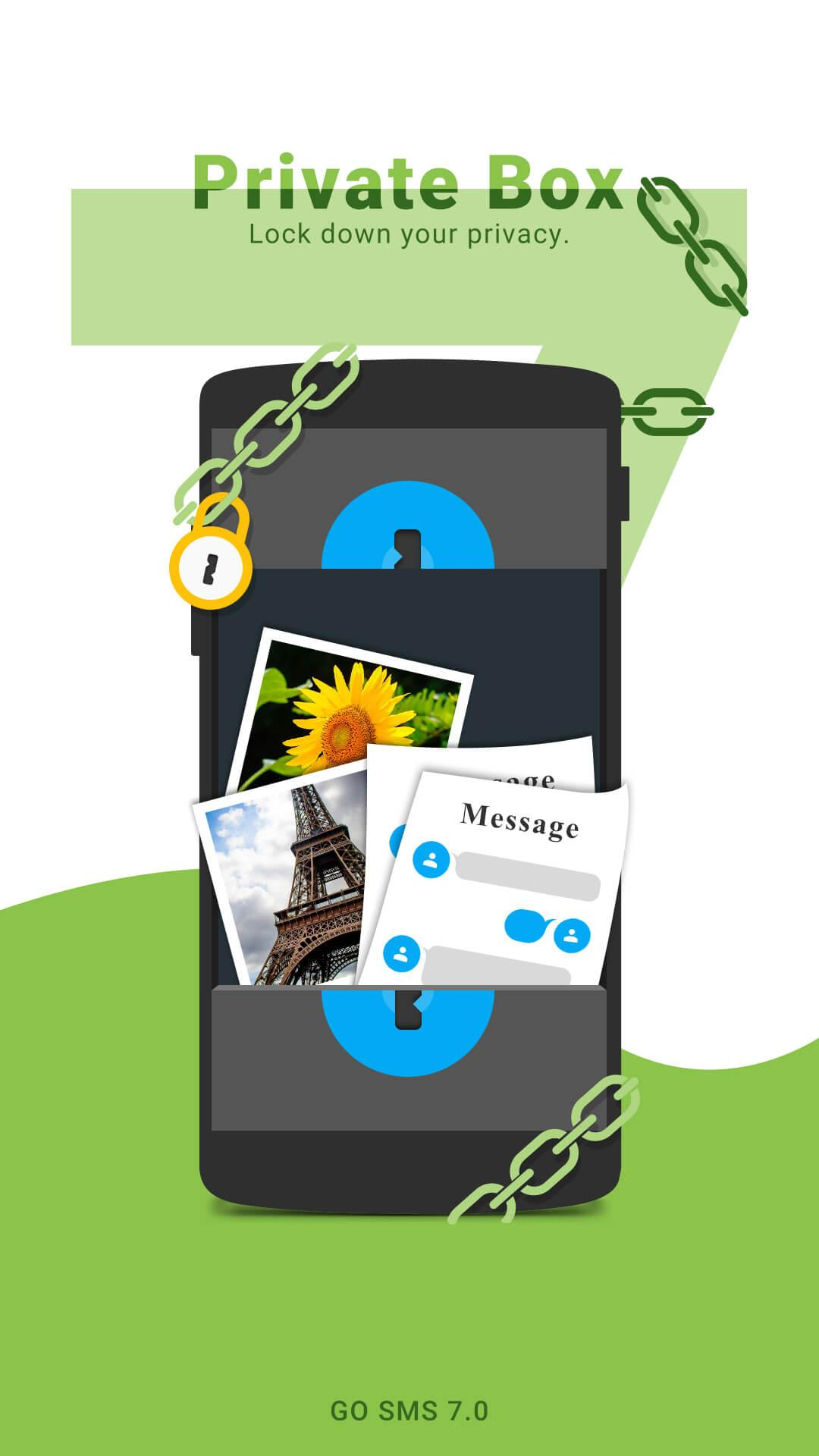 GO SMS Pro screenshot #4