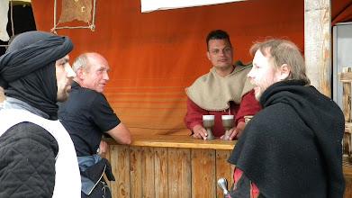 Photo: Der Auftakt ein mittelalterlichen Gerichtsakte. Straftatbestand: Zechprellerei