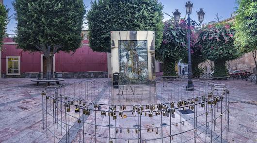 Las plazas del Centro Histórico de Almería