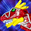 CarBot Dino Ranger Video 2019 icon