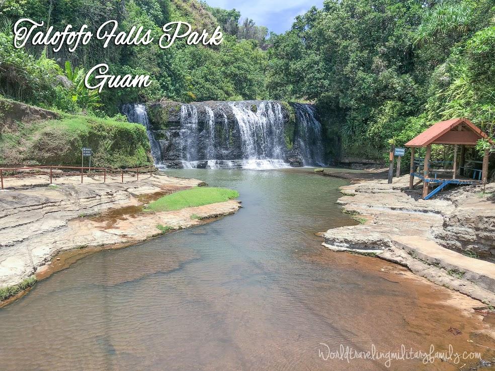 Talofofo Falls Park - Talofofo, Guam