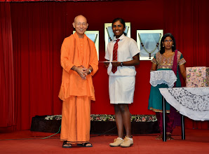 Photo: Award Receipient for the O Levels category - Parvathy