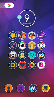 Modo - Icon Pack Screenshot